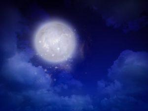 満月の力?満月にすると良いことは